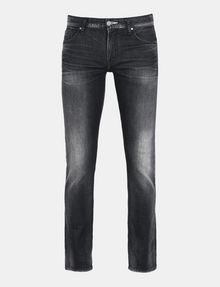 ARMANI EXCHANGE MEDIUM-WASH BLACK SKINNY JEAN Skinny jeans Man b