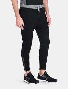 ARMANI EXCHANGE COATED SIDE-ZIP PANT Fleece Pant Man d