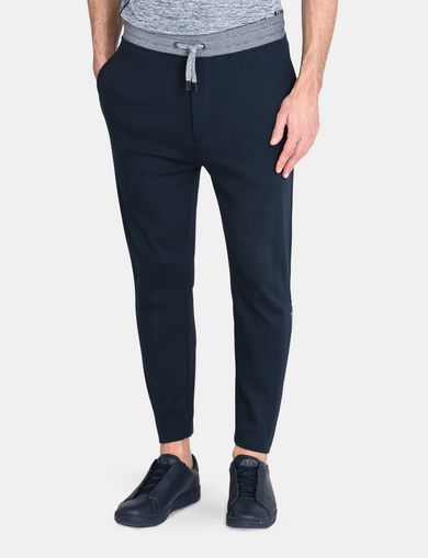 COATED SIDE-ZIP PANT