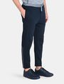 ARMANI EXCHANGE COATED SIDE-ZIP PANT Fleece Pant Man d