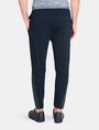 ARMANI EXCHANGE COATED SIDE-ZIP PANT Fleece Pant Man r