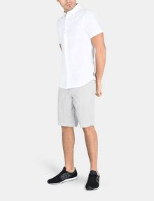 ARMANI EXCHANGE PRINTED FIVE-POCKET CHINO SHORTS Chino Short Man a