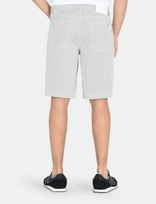 ARMANI EXCHANGE PRINTED FIVE-POCKET CHINO SHORTS Chino Short Man r