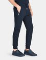 ARMANI EXCHANGE MOTO DETAIL JOGGER PANT Fleece Pant Man d