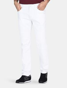 Armani Exchange Vaqueros slim fit - white E7UT8rX0