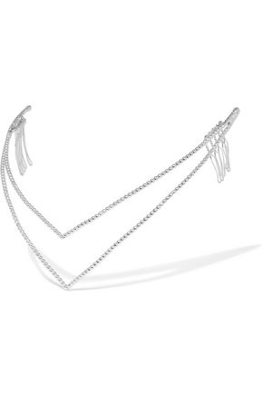 Treck Void Halo silver-plated headband