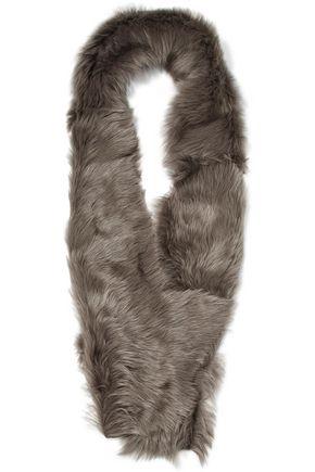 KARL DONOGHUE Toscana shearling scarf