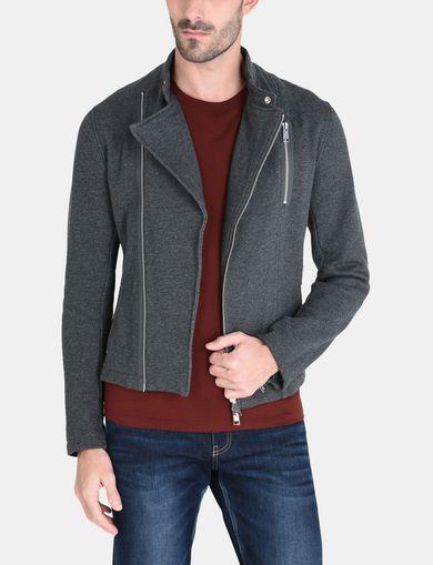 ARMANI EXCHANGE Fleece Jacket Man F