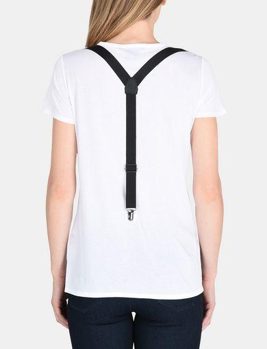 ARMANI EXCHANGE Fleece-Top Damen R