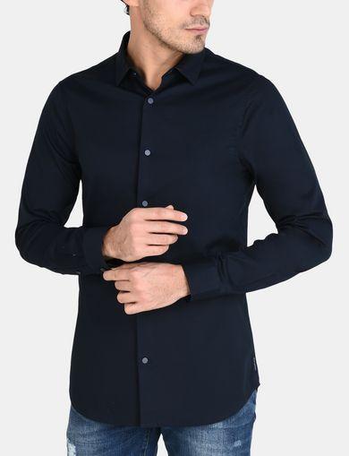 ARMANI EXCHANGE Long-Sleeved Shirt Man F
