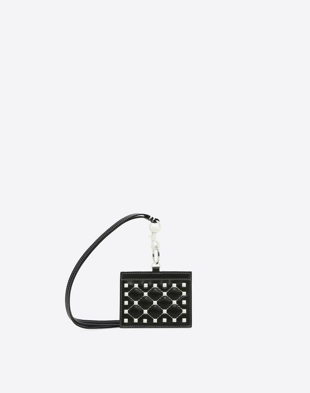 Free Rockstud Spike Badge Holder
