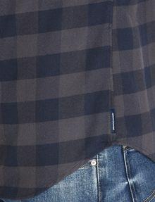 ARMANI EXCHANGE PLAID FLANNEL SHIRT Long sleeve shirt Man e
