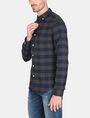 ARMANI EXCHANGE PLAID FLANNEL SHIRT Long sleeve shirt Man d