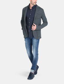 ARMANI EXCHANGE PLAID FLANNEL SHIRT Long sleeve shirt Man a