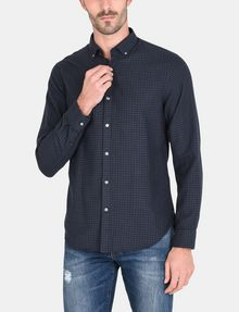 ARMANI EXCHANGE PLAID FLANNEL SHIRT Long sleeve shirt Man f