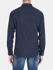 ARMANI EXCHANGE PLAID FLANNEL SHIRT Long sleeve shirt Man r