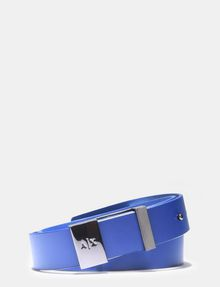 ARMANI EXCHANGE POP COLOR SKINNY BELT Belt Man f