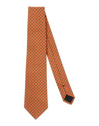 Cravatta Arancione uomo MP MASSIMO PIOMBO Cravatta uomo