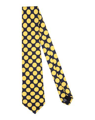 Фото - Мужской галстук MP MASSIMO PIOMBO желтого цвета