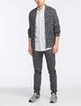 ARMANI EXCHANGE SHORT-SLEEVE PRINTED WOVEN SHIRT Short sleeve shirt Man a