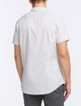 ARMANI EXCHANGE SHORT-SLEEVE PRINTED WOVEN SHIRT Short sleeve shirt Man r