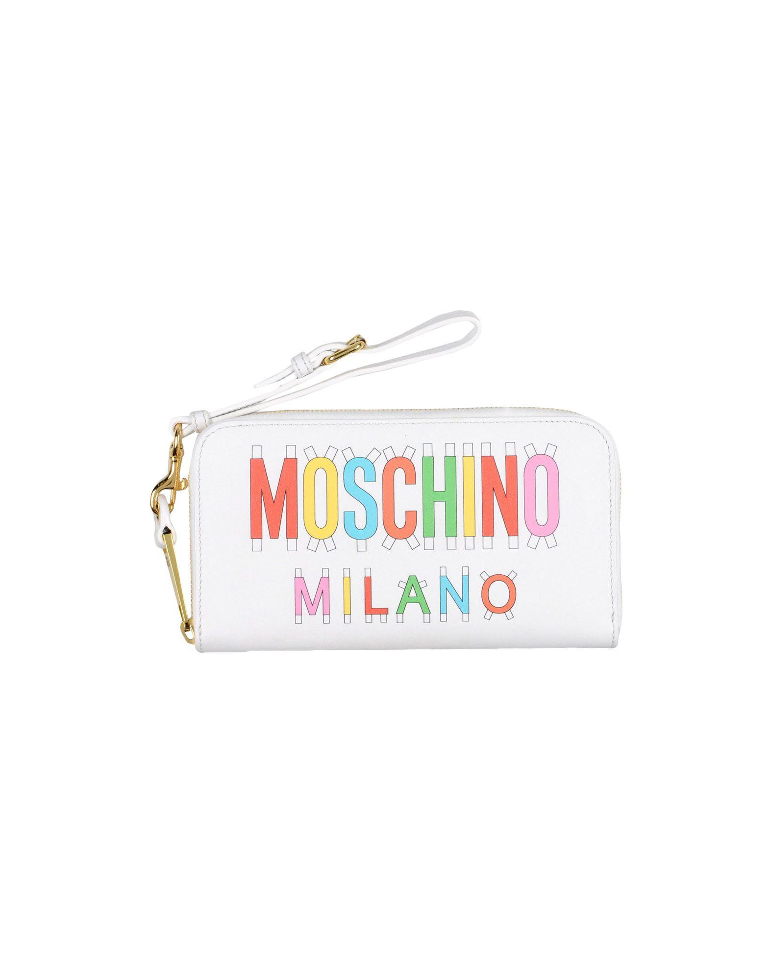 MOSCHINO COUTURE Бумажник moschino couture сандалии