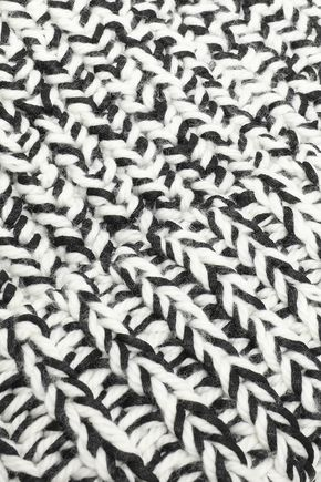 RAG & BONE Knitted wool-blend beanie