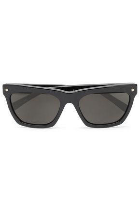 RAG & BONE Square-frame acetate sunglasses