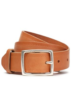 RAG & BONE Boyfriend embossed leather belt