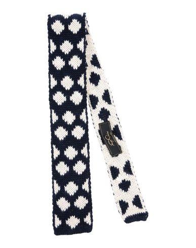 Фото - Мужской галстук GABRIELE PASINI белого цвета