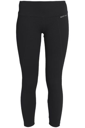 BODYISM Textured stretch leggings