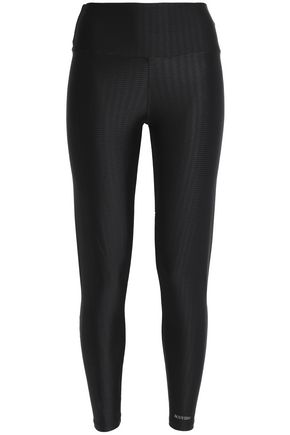 BODYISM Ribbed stretch leggings