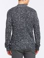 ARMANI EXCHANGE MARLED FULL-ZIP SWEATER Layering Man r