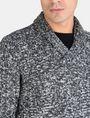 ARMANI EXCHANGE MARLED SHAWL-COLLAR SWEATER Pullover Man e