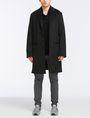 ARMANI EXCHANGE COLORBLOCK SHAWL-COLLAR SWEATER Pullover Man a