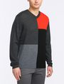 ARMANI EXCHANGE CLASSIC WOOL V-NECK SWEATER Pullover Man d