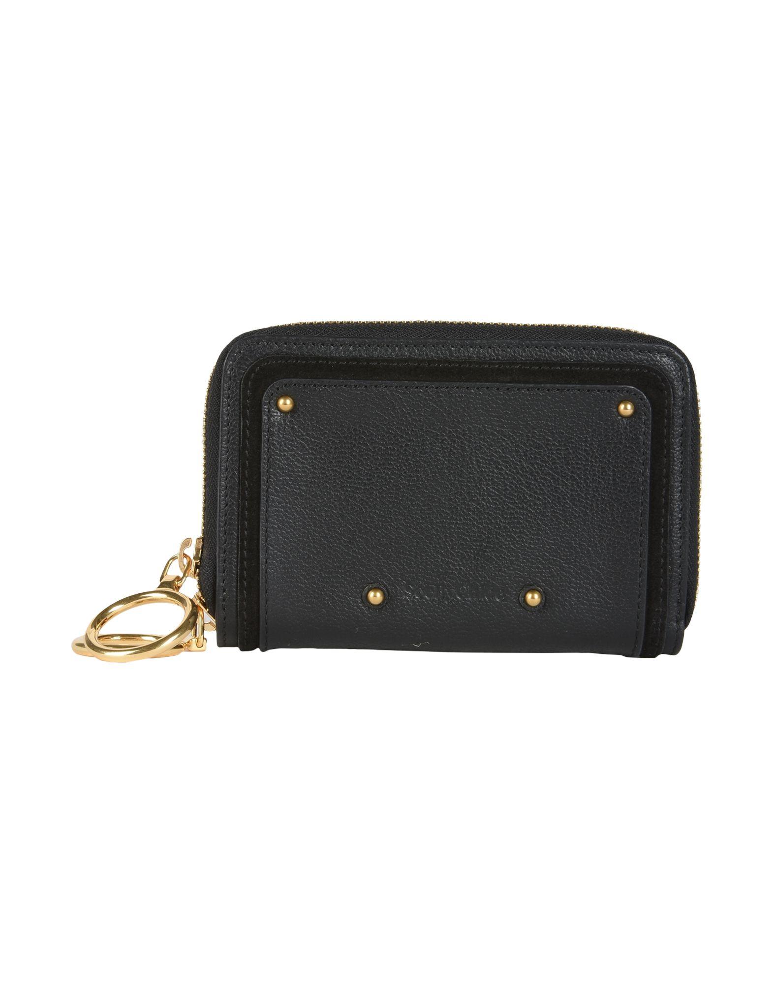 レディース シー バイ クロエ 財布  ブラック