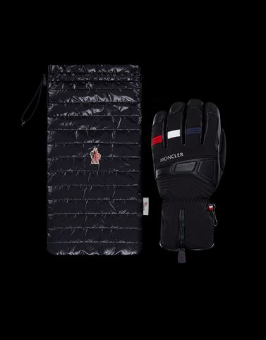 Moncler Scarves & Gloves Man: SKI GLOVES