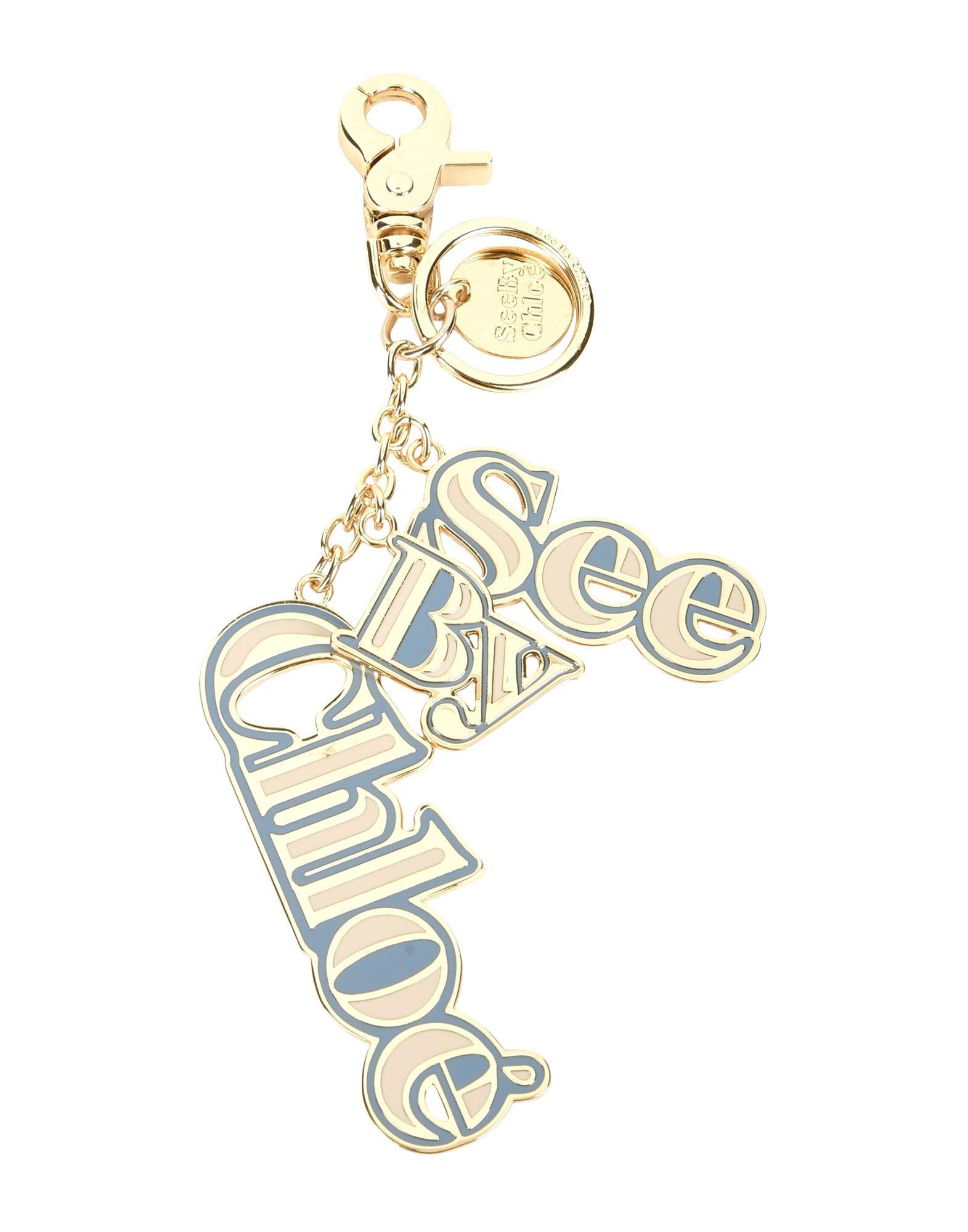 SEE BY CHLOÉ Брелок для ключей брелок для машины рено