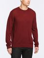 ARMANI EXCHANGE CLASSIC LAYERING CREWNECK SWEATER Pullover Man d