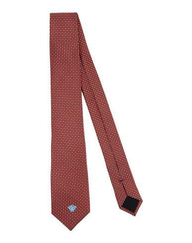 Фото - Мужской галстук  красного цвета