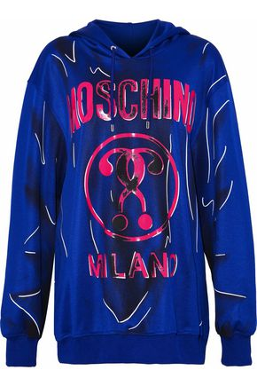 MOSCHINO Sweatshirts and Hoodies
