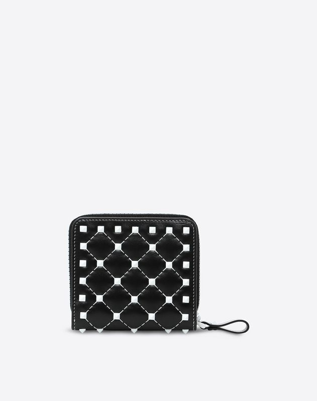 Free Rockstud Spike Compact Wallet