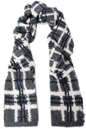 BRUNELLO CUCINELLI Alpaca-blend scarf