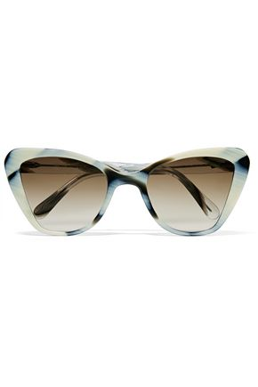 PRISM Venice cat-eye acetate sunglasses