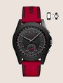 ARMANI EXCHANGE HYBRID SMARTWATCH Watch E f