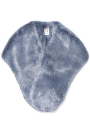 SHRIMPS Ange faux fur scarf