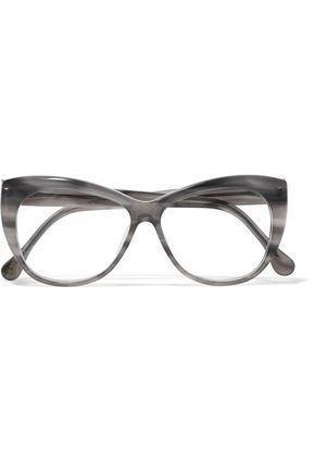 ELIZABETH AND JAMES Clarence cat-eye acetate optical glasses