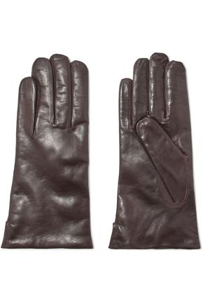 CAUSSE GANTIER Leather gloves