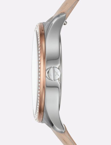 ROSE GOLD BRACELET WATCH GIFT SET